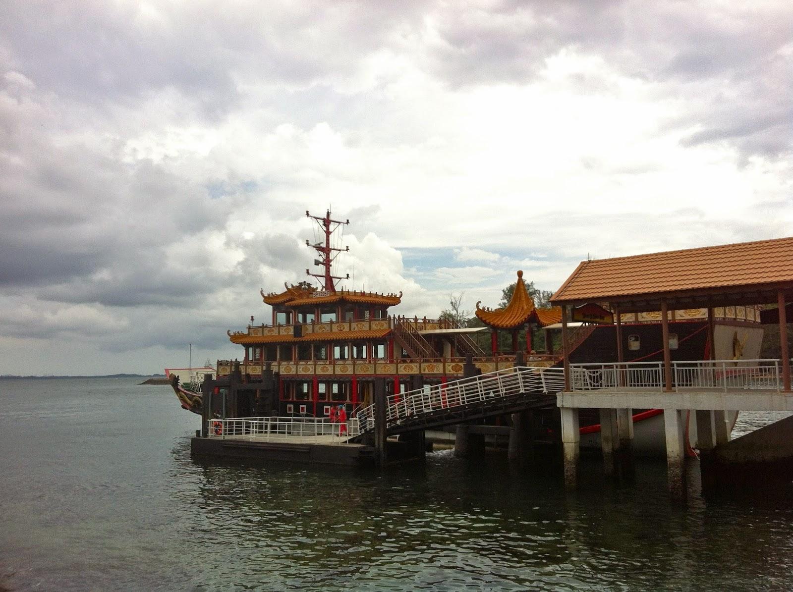 Kusu island imperial cheng ho
