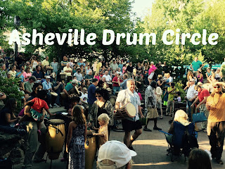 Asheville Drum Circle