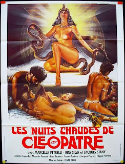 The Erotic Dreams of Cleopatra 1985