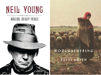 Memoiren von Neil Young und Patti Smith