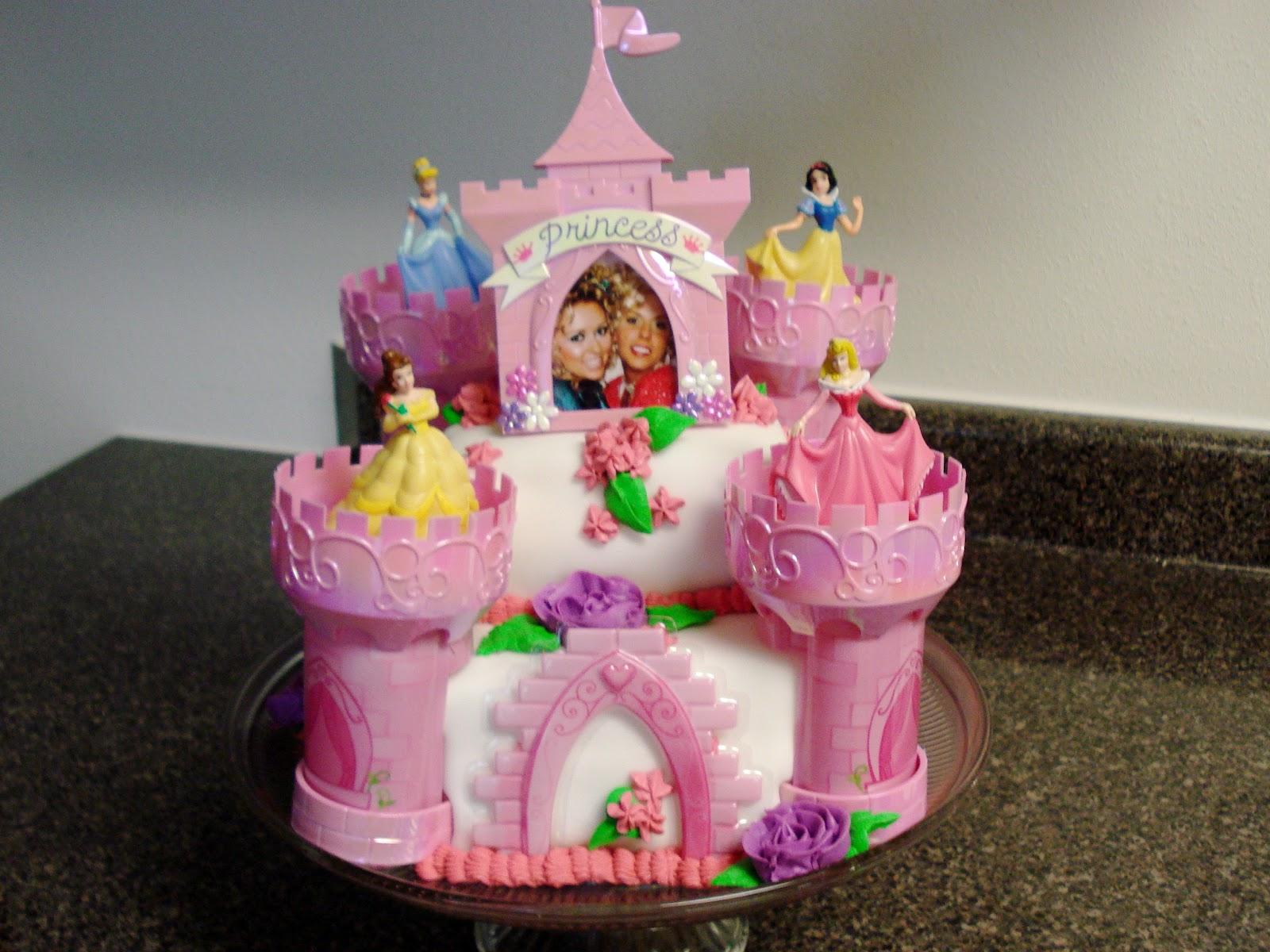 Chelsi Talks Cake Too Princess Castle 2 0