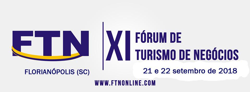 XI FTN Fórum de Turismo de Negócios 2018