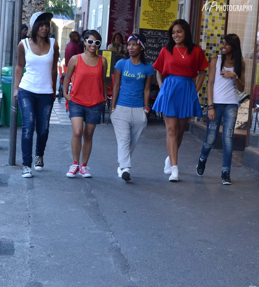 The Fashion Editorial Street Style Fashion In Cape Town Funk With Abit Of Pop