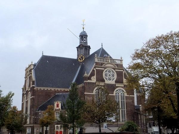 amsterdam canaux ouest noorderkerk