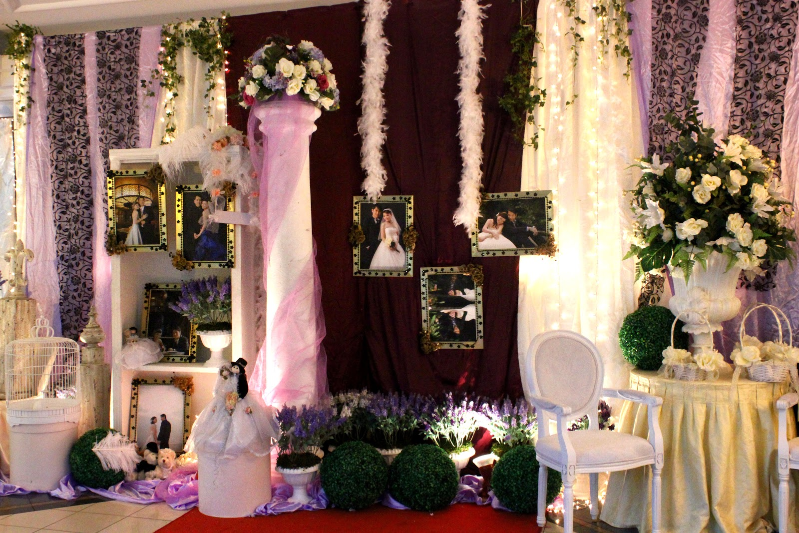 Penang wedding decoration dquest ventures 012 428 0578 penang wedding decoration led panel junglespirit Images