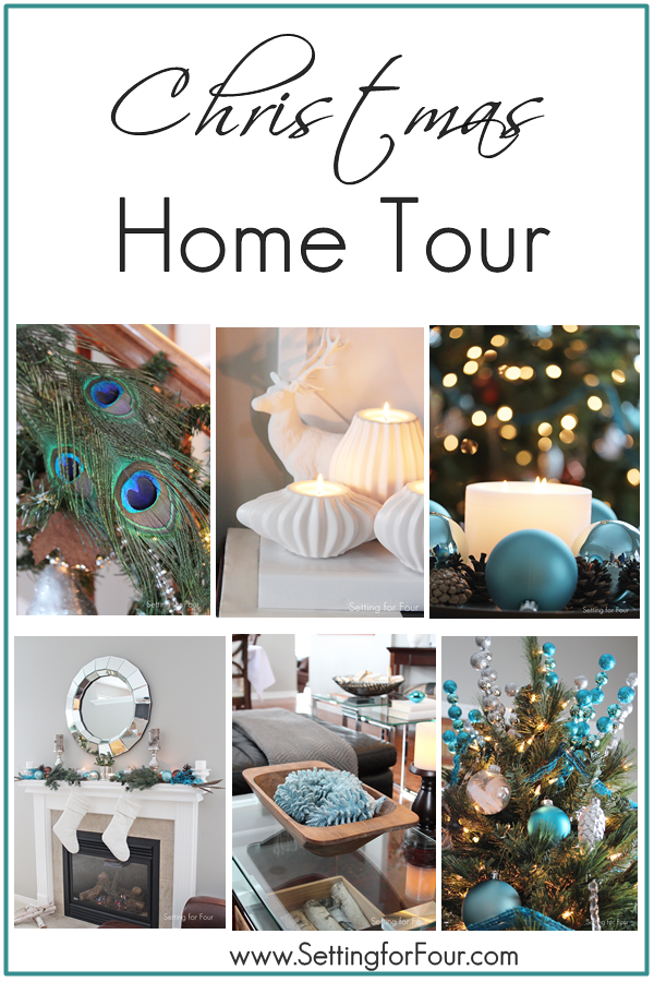 Home for the Holidays - Christmas House Tour