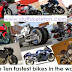 Top 10 Fastest Sports Bikes In The World