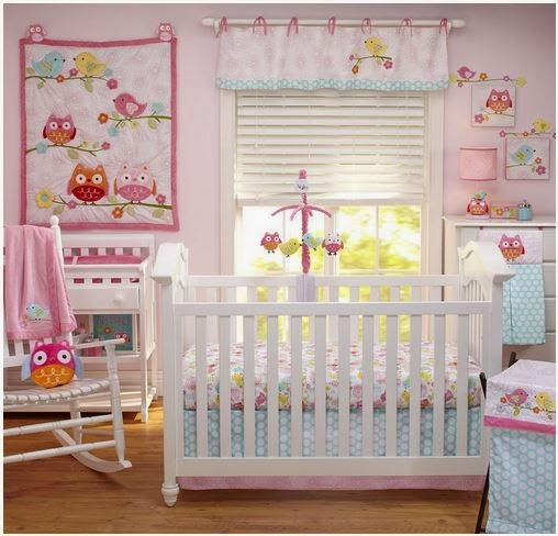 The money baby room decorating the latest and cutest owl crib sets
