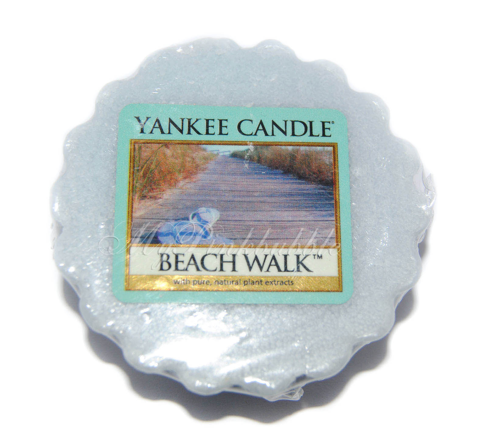Yankee Candle Beach walk