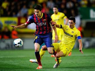 Barcelone 3 - 2 Villarreal # Tous les buts