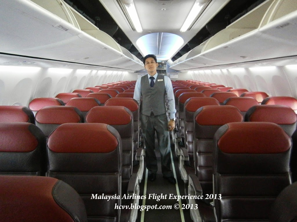 Malaysia Airlines Flight Experience 2013 Business To
