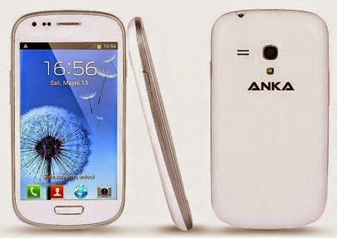 Anka SX5 Cep Telefonu