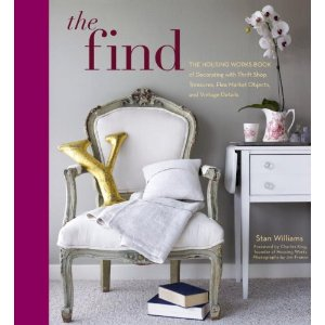 The find  the Housing Works book of decorating with thrift shop treasures flea market objects and vintage details photo