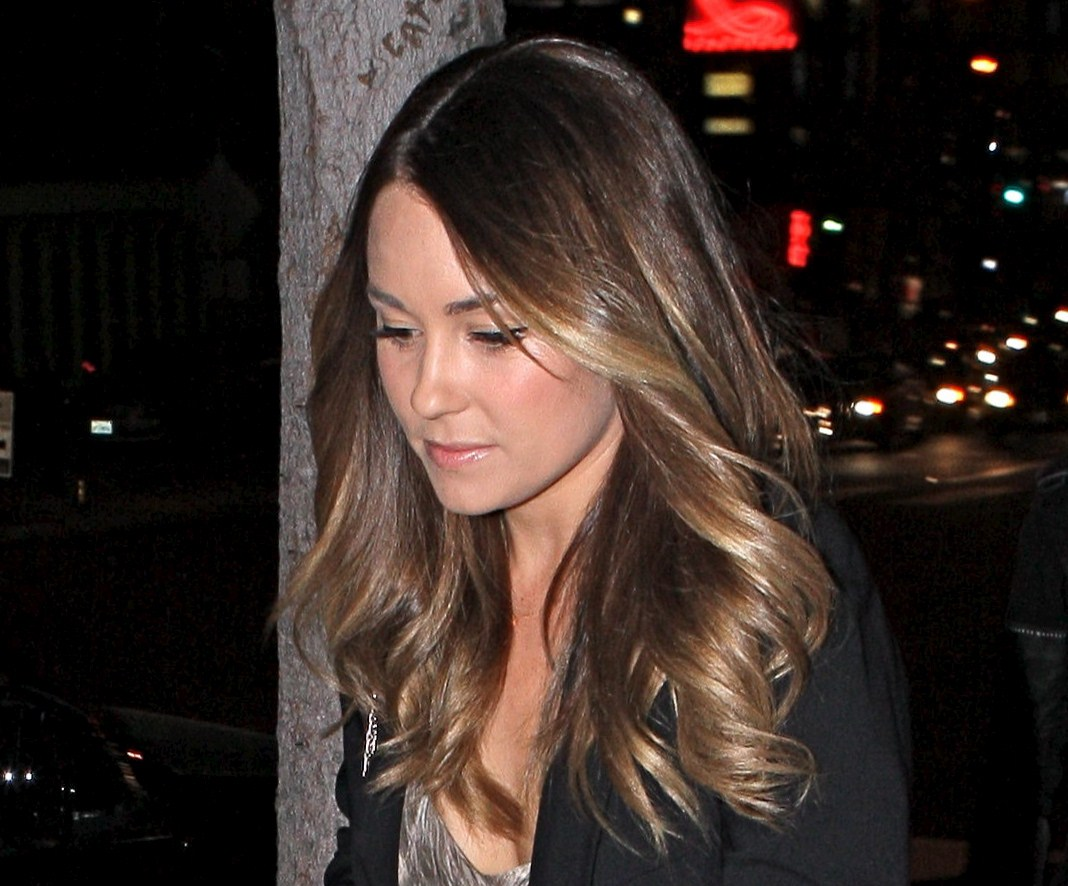 Hairstyles Popular 2012 Celebrity Lauren Conrad Hairstyle Pictures