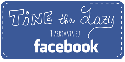 Tine the Lazy è arrivata su Facebook