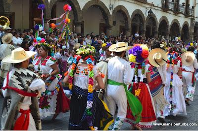 Festividades Mexicanas: La Fiesta de la Cruz Verde en Pátzcuaro