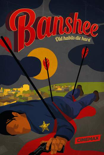 Banshee 3ª Temporada Torrent – BluRay 720p Dual Áudio