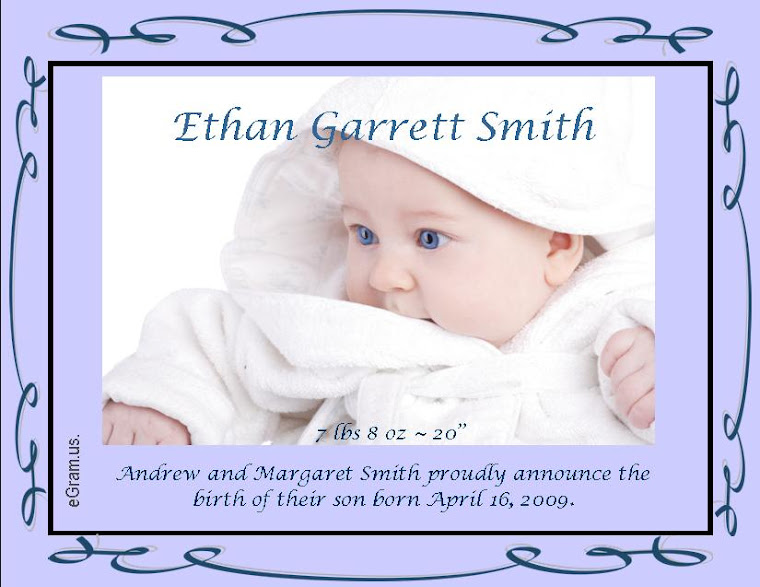 Birth announcements are always fun to create!