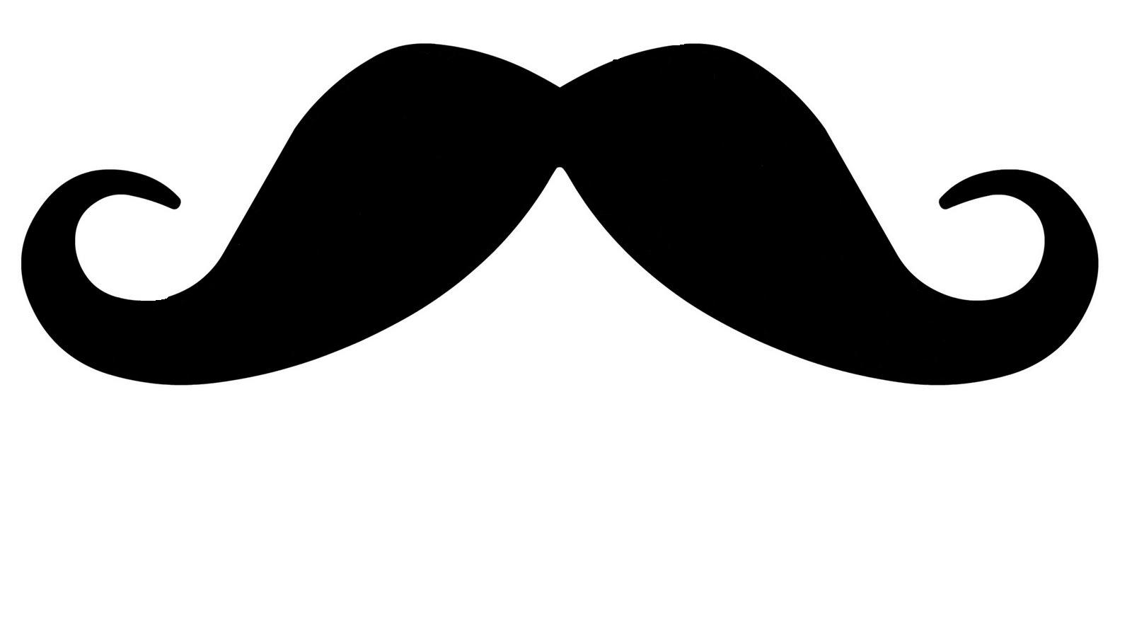 French Mustache Template French Mustache Template