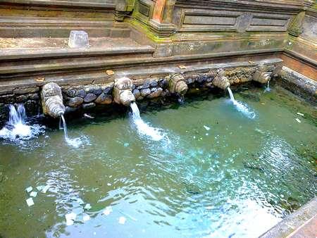 Tirta Empul Water
