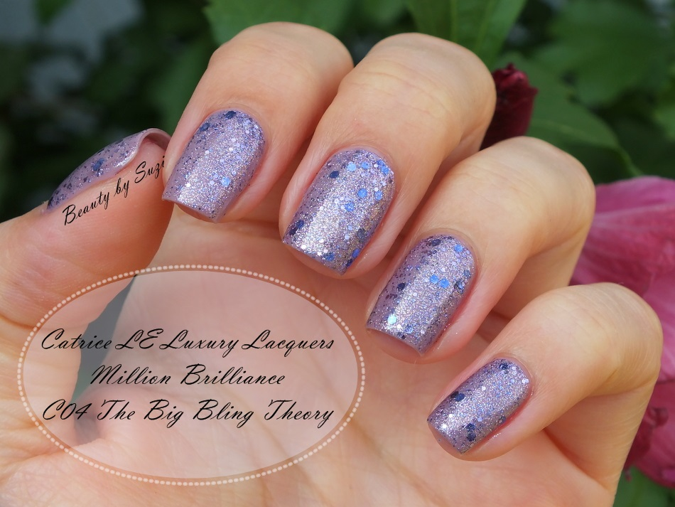 Catrice LE Luxury Lacquers Million Brilliance, C04 The Big Bling Theory