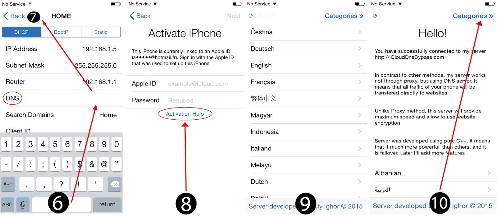 desbloquear iphone s
