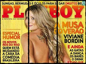 viviane bordin nua revista playboy janeiro 2009