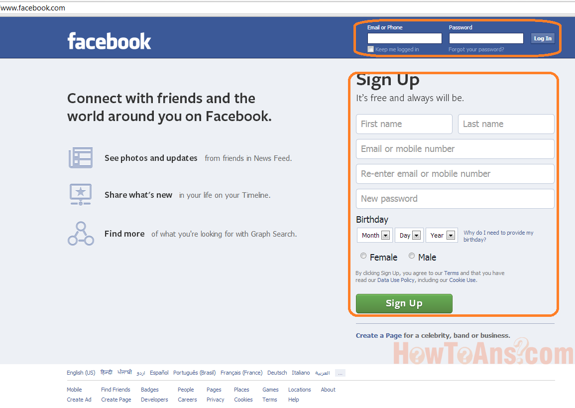 how to stop my facebook account