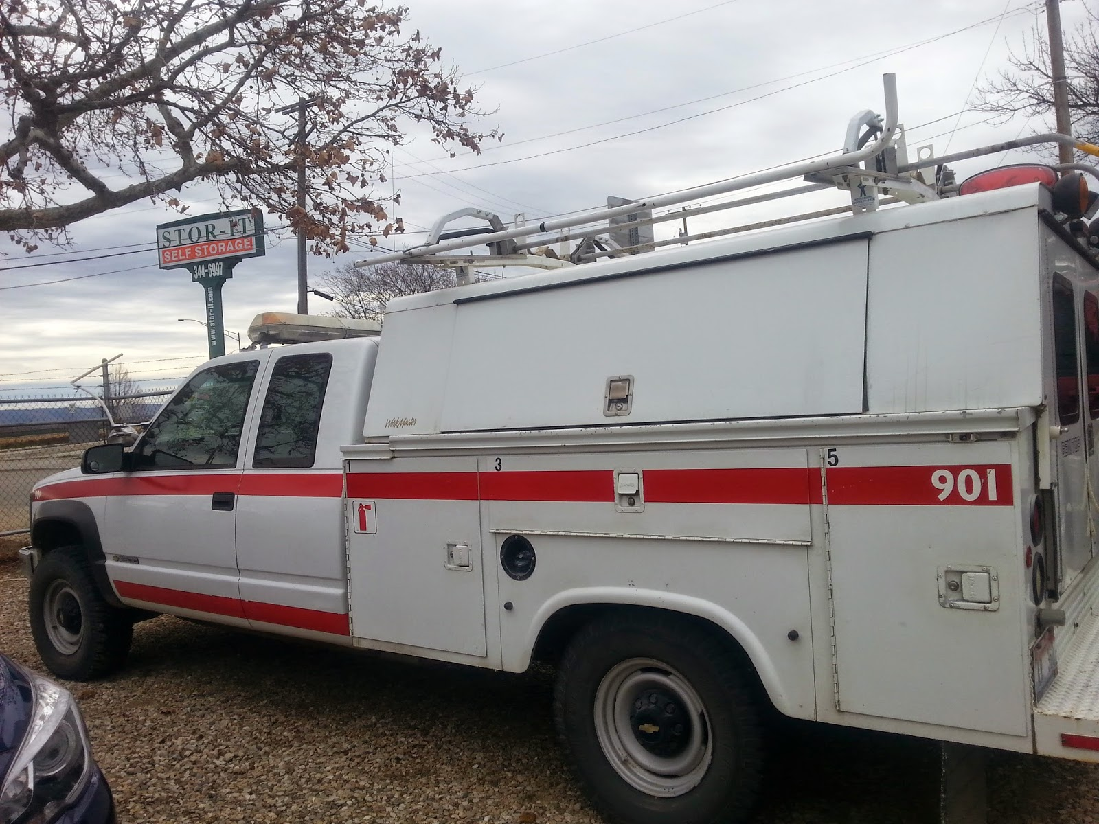 BrawnyView: Search And Rescue Truck for Sale