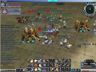 Tips Cara Membuat Guild Rising Force Online