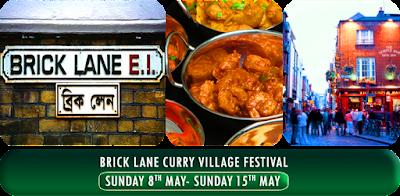 ALERT: BRICK LANE'S CURRY FEST