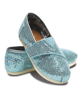 Glitter Tiny Toms Shoes Childrens Mens Womens