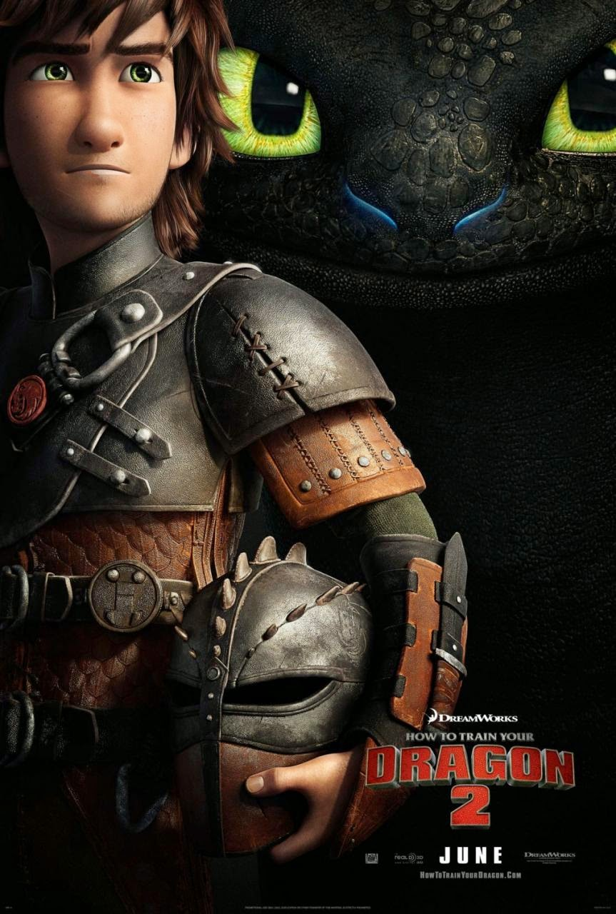 Sugoi Days How To Train Your Dragon 2 Movie Review