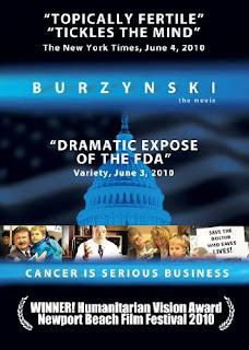 documentary, cancer is serious business, Burzynski, onelovejourney2012