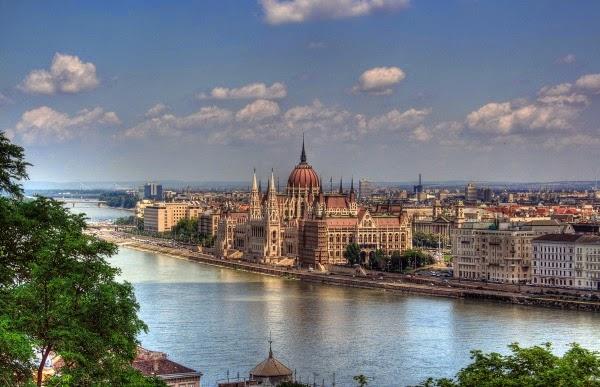 Budapeszt weekend sierpniowy