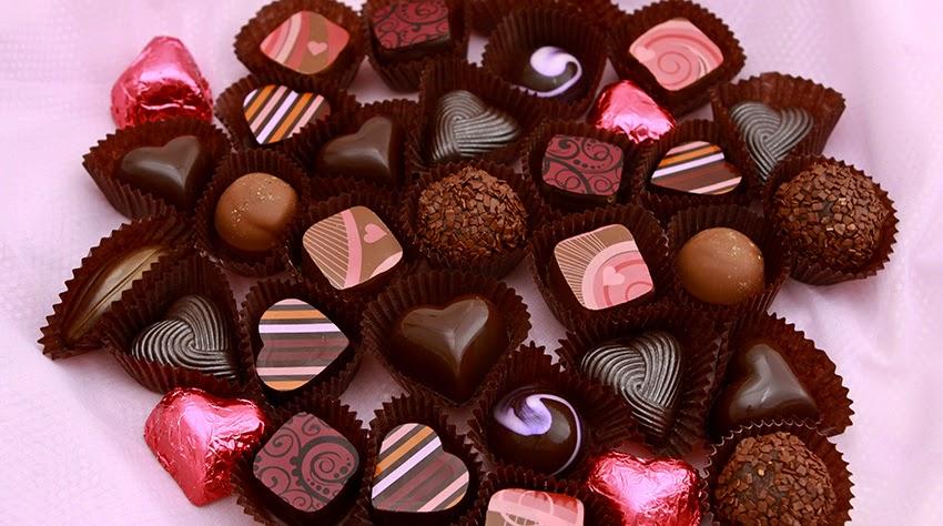 Macam-macam jenis coklat