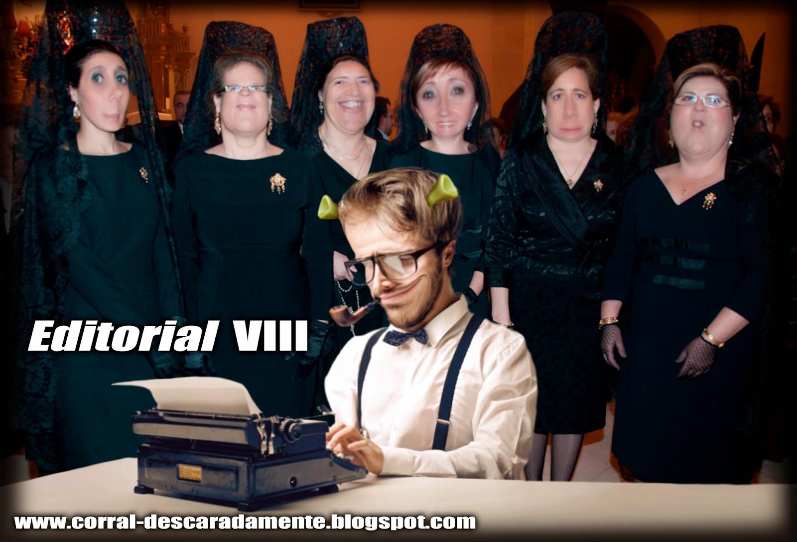 EDITORIAL VIII 13/04/2015