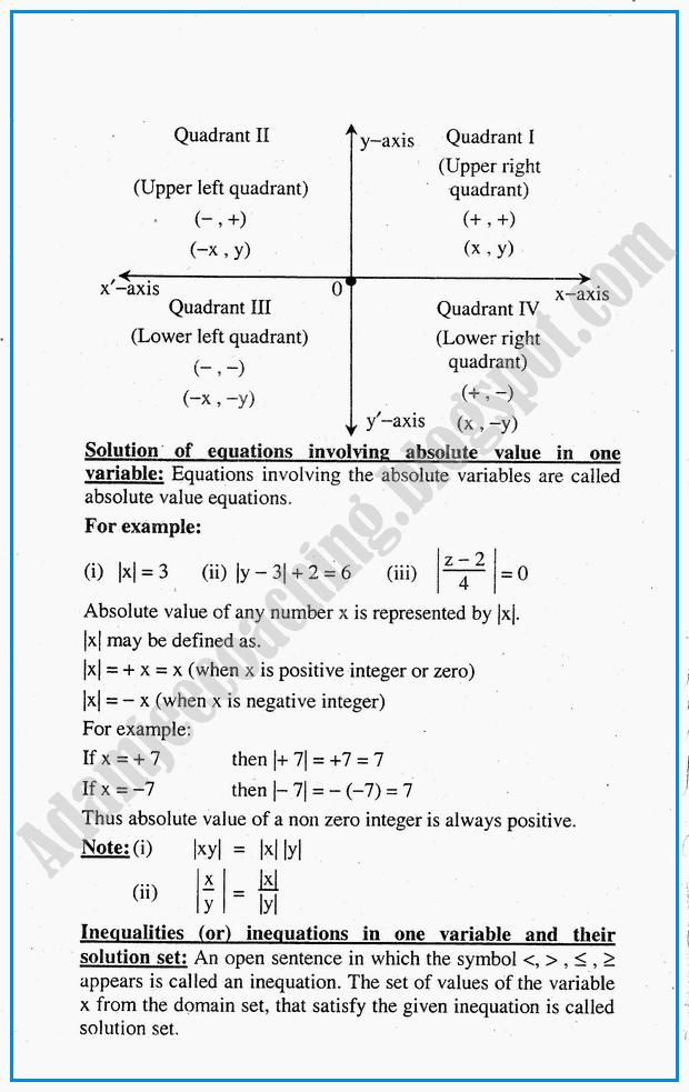 algebraic-sentences-definitions-and-formulae-mathematics-10th