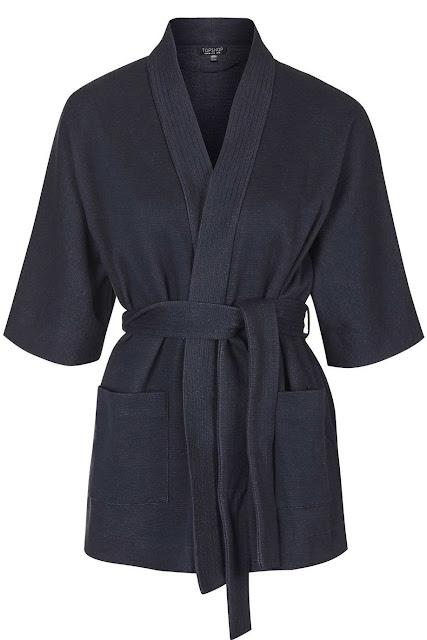 Denim Spring 2016 Topshop Kimono Jacket