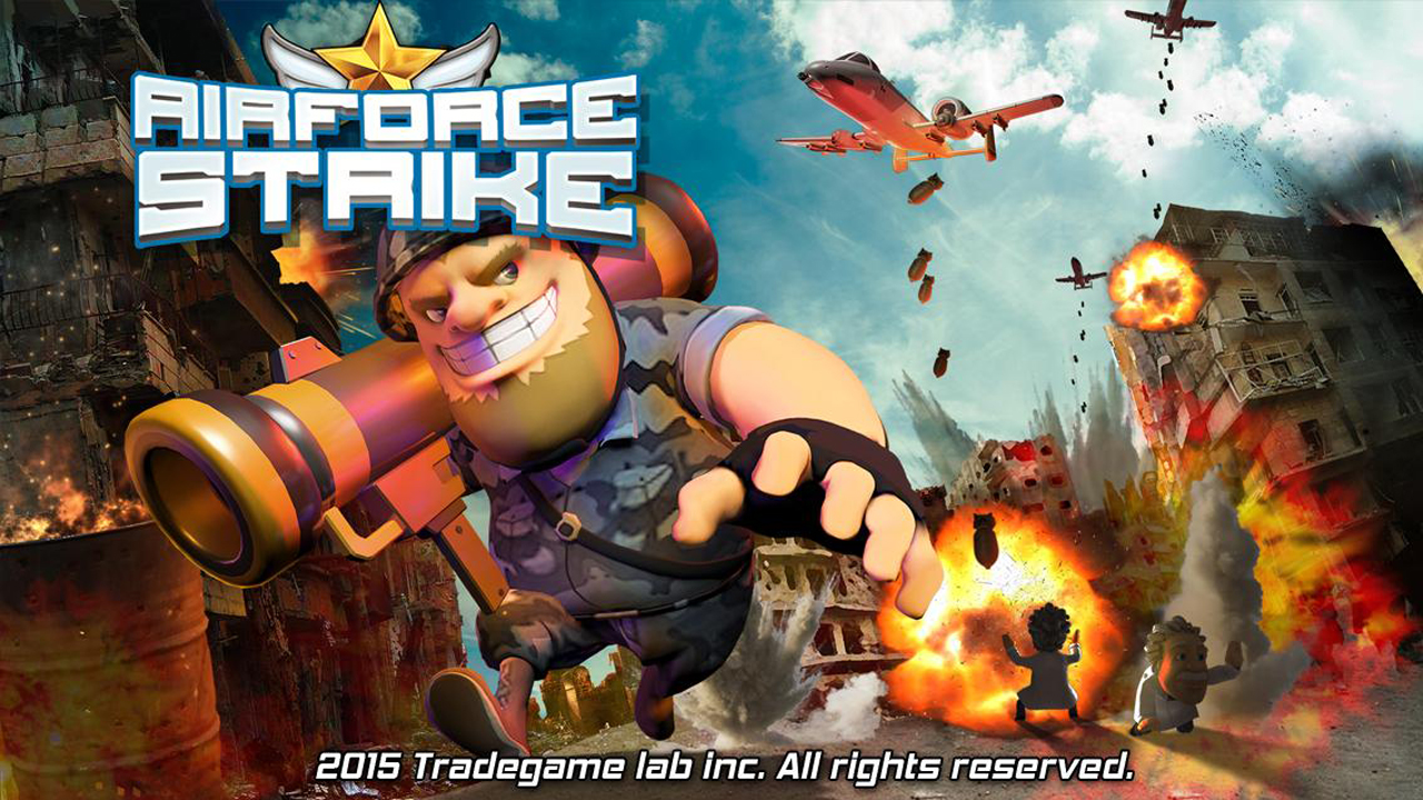 Airforce Strike Gameplay IOS / Android