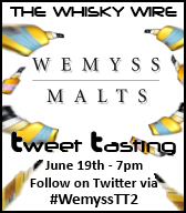 Wemyss Malts Tweet Tasting 2