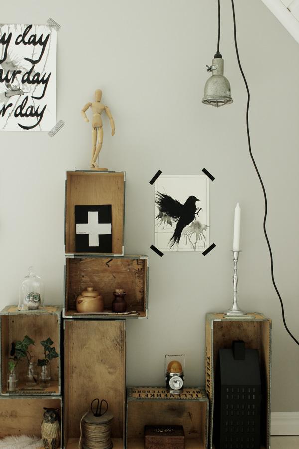artprint svart fågel, svart fågel, fågel, print, prints, prints i svart och vitt, konsttryck, tavlor, tavlor i svart och vitt, snygga potsters, posters i svart och vitt, inredning med tavlor, tavlor inspiration, tips på snygga tavlor, coola prints