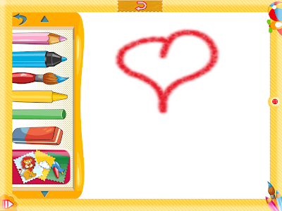 Appen childrens drawing and colouring app