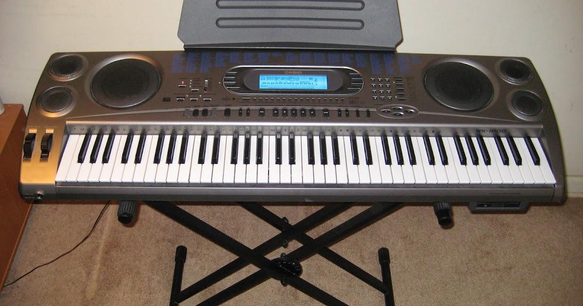 Image Result For Cara Membuat Style Keyboard Casio Ctk