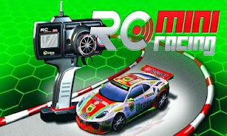 Screenshots of the RC Mini Racing for Android tablet, phone.