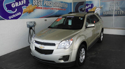 Certified Pre-Owned 2015 Chevrolet Equinox for Sale Owosso, MI