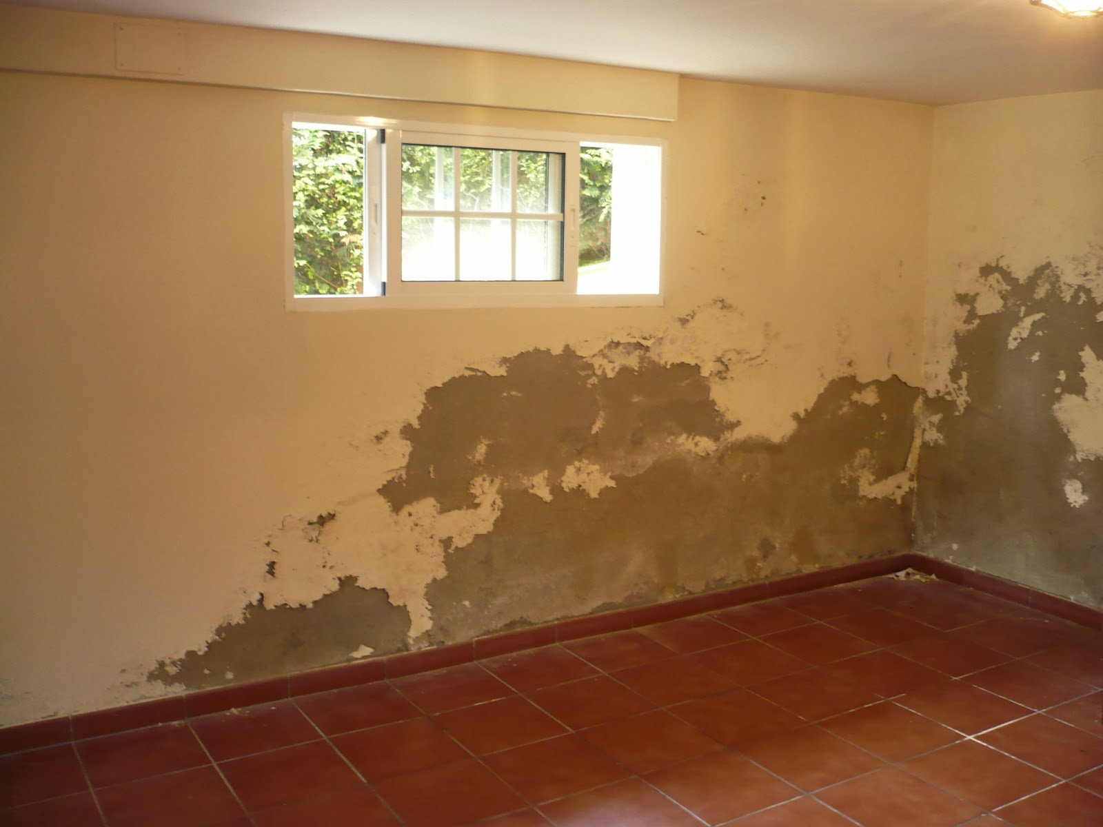 Humedades elim nalas t mismo - Como quitar la humedad de una pared ...