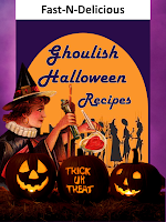 Ghoulish Halloween Recipes