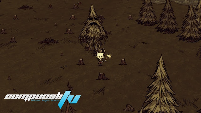 Don't Starve Reign of Giants PC Full