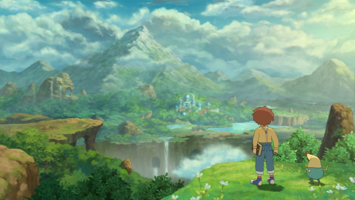 Ni No Kuni HD & Widescreen Wallpaper 0.59081824940539